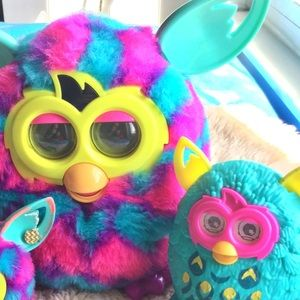 Furby Lot Furby Boom 2013 Set